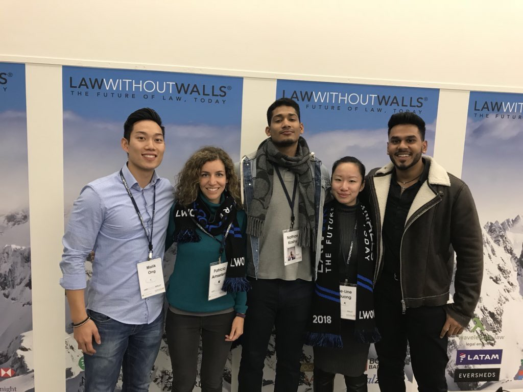 Law Without Walls Participants