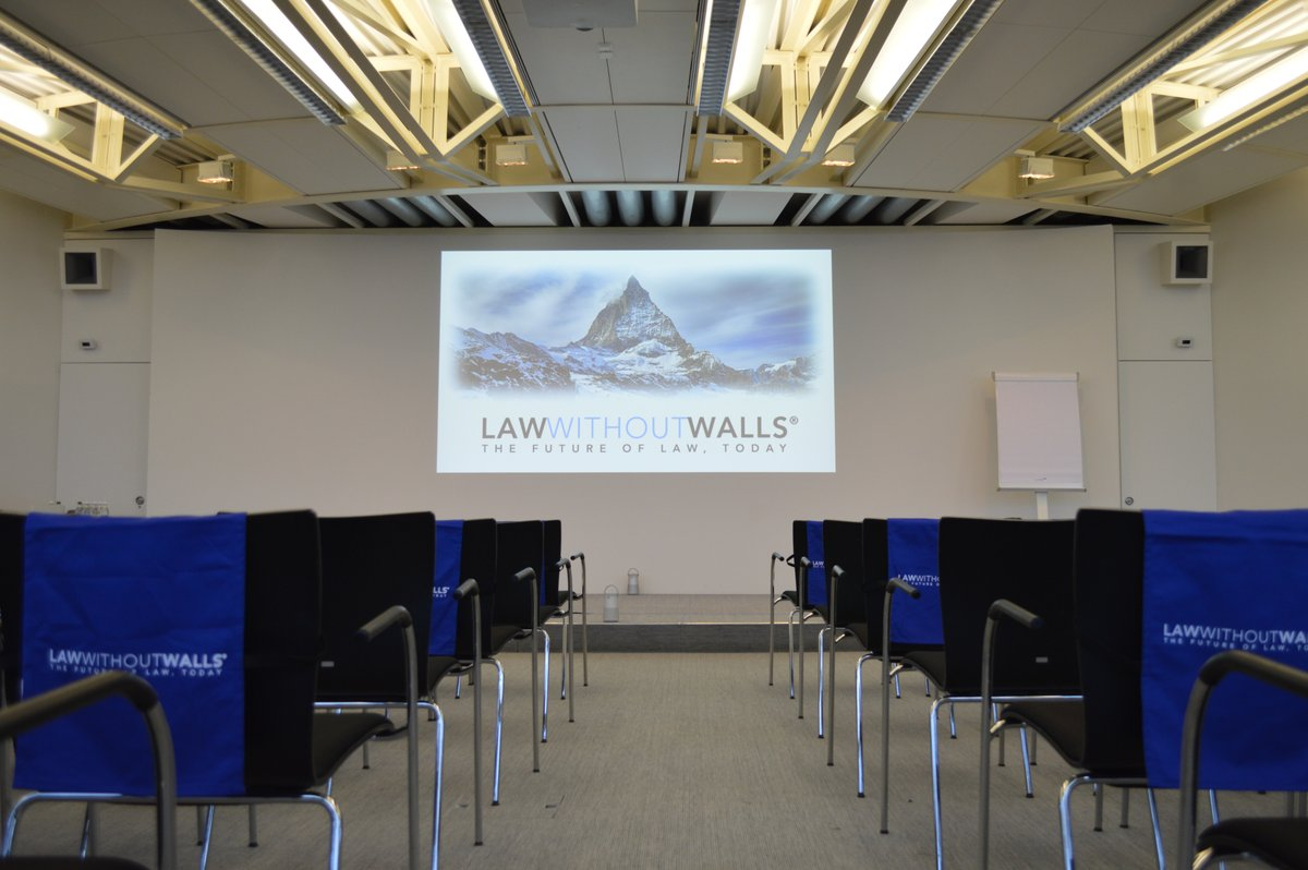 Law Without Walls Ready for Take-Off