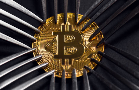Golden Bitcoin with forks